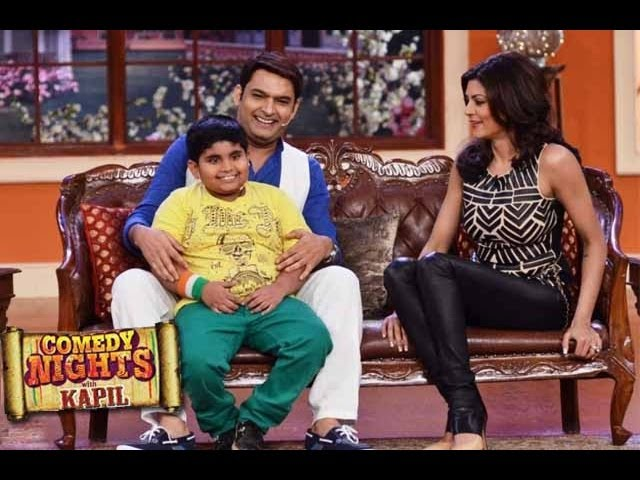 Sushmita Sen OPENLY FLIRTS With Kapil Sharma In COMEDY NIGHTS WITH KAPIL 4th May Full Episode HD