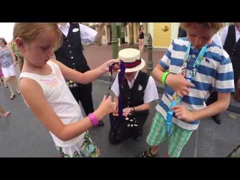Walt Disney World 2014 Family Trip Video GoPro Hero 3+ HD