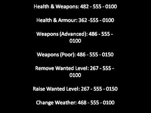 Gta 4 Cheats Tank Xbox 360 GTA 4 Cheat Codes Xbox 360