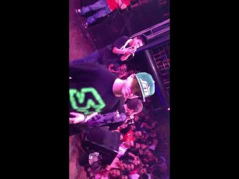 MC Bkn e MC Dimenor - Ao vivo na #StuttgartMusicHall