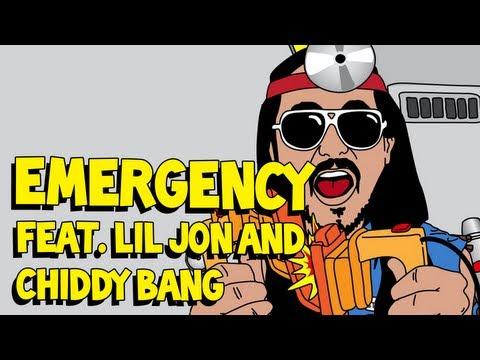 Emergency (ft. Lil Jon & Chiddy Bang) - Steve Aoki AUDIO