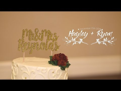 Wolverine Lake Films - Hayley + Ryan Reynolds - December 17th 2016