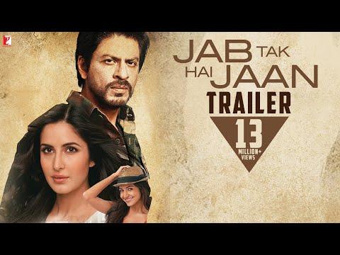 Jab Tak Hai Jaan - Trailer - Releasing November 13