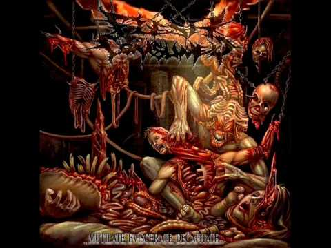 Flesh Consumed - Locked In The Crosshairs