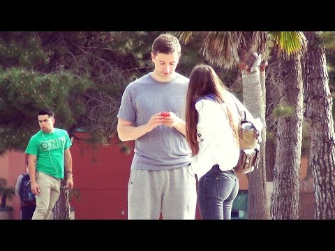 How to Get ANY Girls Number. BRILLIANT! (Watch)