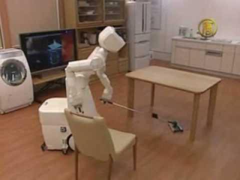 Trop de lessive de nettoyage engagez un robot youtube for Robot de nettoyage