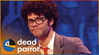 Best of Richard Ayoade - Big Fat Quiz Of The Year | Dead Parrot