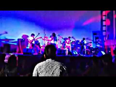 Sex on Fire - Kings of leon cover by Crazy Nepal Band live concert Aabu khareini