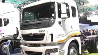 Joburg International Motor Show - Tata Motors