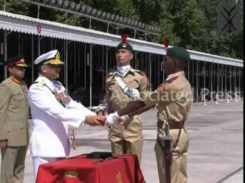 Passing Out Parade of 125th PMA Long Course