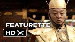 47 Ronin Movie Featurette Making Of (2013) Keanu