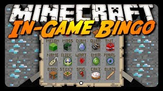 Minecraft: Speed-Run Bingo w/ In-Game Maps!