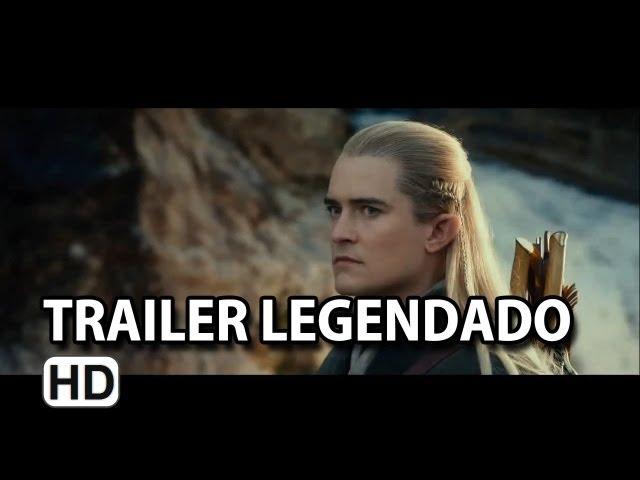 O Hobbit: A Desolação de Smaug - Trailer 2 Legendado (2013)