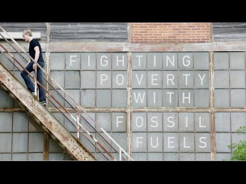 Fighting Poverty with Fossil Fuels