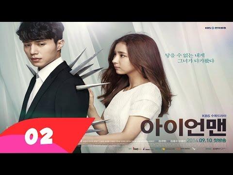 Người Sắt Tập 2 Vietsub - Iron Man (아이언맨) - Phim Hàn Quốc