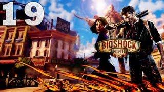 Bioshock Infinite. Серия 19 - Где я? Что это за место? [Art let´s play]