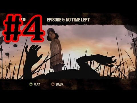 The Walking Dead Game Walkthrough - Episode 5 No Time Left Part 4 - Finding Clementine, Thanks for watching, Subscribe if you have enjoyed this video & want to see more content from me. Part 4 of Episode 5 : No Time Left from The Walking Dead, G..46.