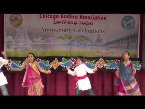 CAA - First Anniversary  - Mar 18th 2017 - Item-6 - Dancing Sensation