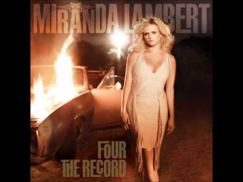 Miranda Lambert - Mama's Broken Heart met lyrics