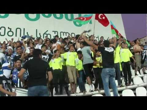 Zestafoni - Neftchi  24.07.2012  Neftchi  fans