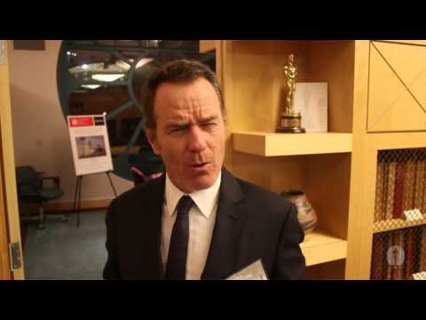 Bryan Cranston's Advice to Aspiring Actors