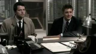 Funniest Moments of Castiel & Dean 5x03 Free To Be You And Me - Supernatural view on youtube.com tube online.