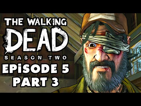 The Walking Dead: Season 2 - Episode 5: No Turning Back - Gameplay Walkthrough Part 3