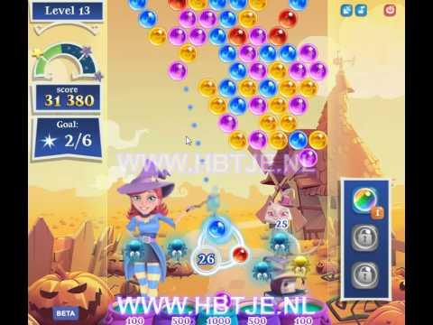 Bubble Witch Saga 2 level 13