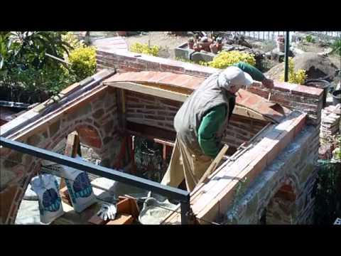 Construcción de Bóvedas 1ª demostración 1ª parte vídeo nº 160