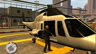 Gta 4 Episodes From Liberty City Gameplay Helicoptero