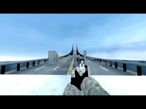 CoD4 - mp_bridge_v2 Walkthrough (Hard) (PC)