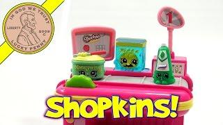 Shopkins Small Mart & Special Edition 12-Pack Bonus Stop