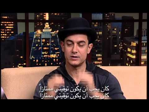 Aamir Khan & Katrina Kaif on Aalam Bollywood - Part 1