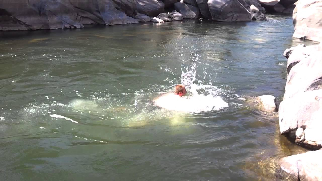 Drowning in Kern river. - YouTube