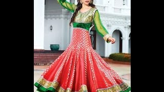 Latest Salwar Kameez Design 2014