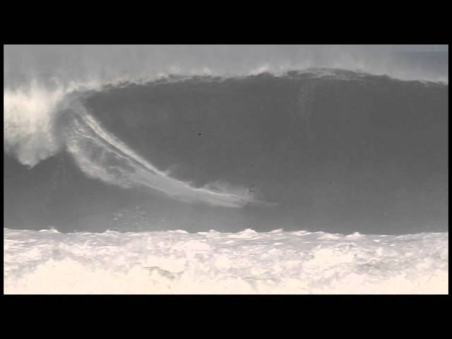 Greg Long at Puerto (2) - 2014 Ride of the Year Entry - Billabong XXL Big Wave Awards