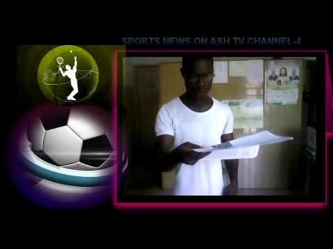 ASH tV CHANNEL-4 (ALL NEWS CHANNEL) @ 2014 ( ACCRA GHANA )