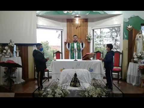 Santa Missa | 06.10.2021 | Quarta-feira | Padre Fernando Silva | ANSPAZ