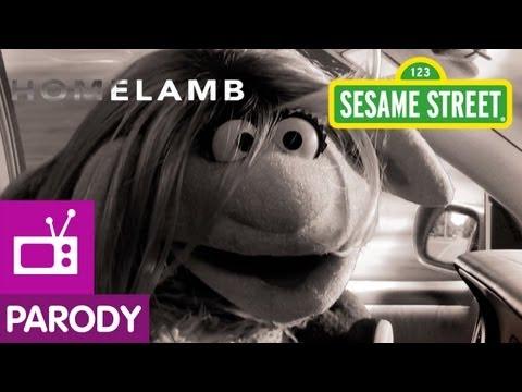 Sesame Street: Homelamb (Homeland Parody)