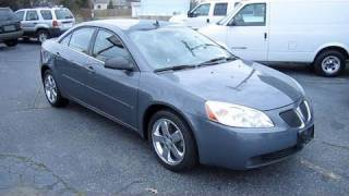 2008 Pontiac G6 GT Start Up, Engine, and In Depth Tour