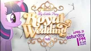 My Little Pony: Friendship Is Magic Royal Wedding Ad
