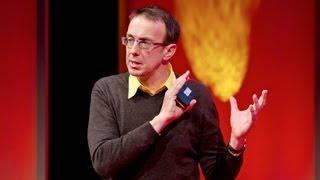 Ted Talks: Wingham Rowan: A New Kind of Job Market