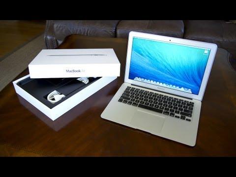 Macbook Air 13 inch - 2013: Pin lâu hơn nhưng không mạnh hơn