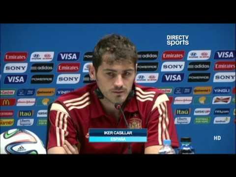 DIRECTV Sports™ - Declaraciones de Xabi, Casillas y Vicente del Bosque
