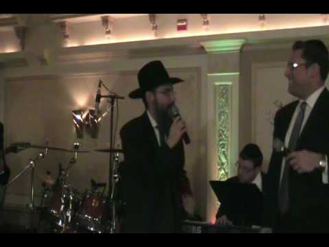 Avrohom Fried And Shloime Dachs Sing The First Dance At The  Katay Taubenfeld Wedding
