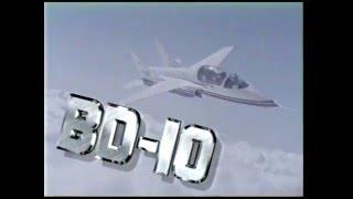 BD-10 Home built Jet Promotional Video