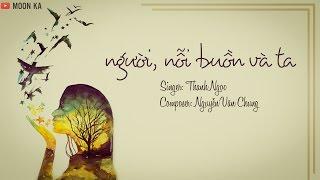 [Lyrics] Người, nỗi buồn và Ta - Thanh Ngọc