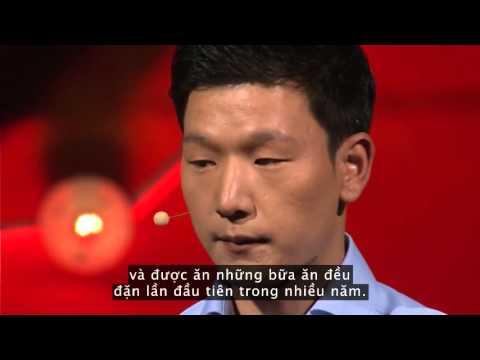 TEDxforVN: Joseph Kim: Gia đình tôi mất ở Bắc Triều Tiên và gia đình mới của tôi.