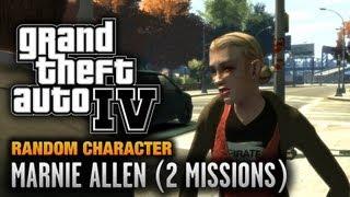 GTA 4 Random Character #10 Marnie Allen [2 Missions