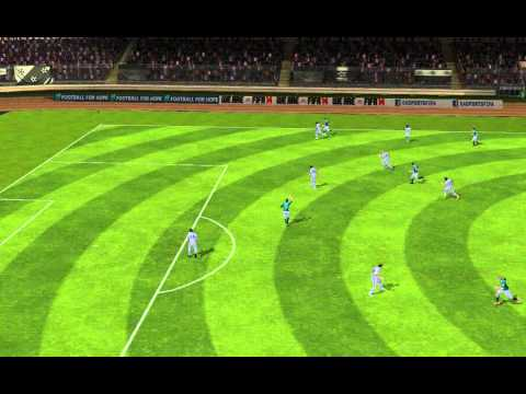 FIFA 14 Android - Medway County VS Inter